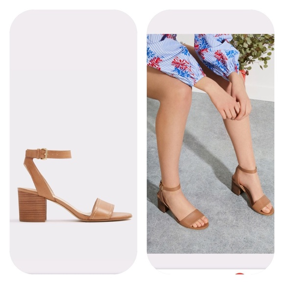 cbd305cec42d Aldo Shoes - Aldo Lolla Block Heel Sandal Tan